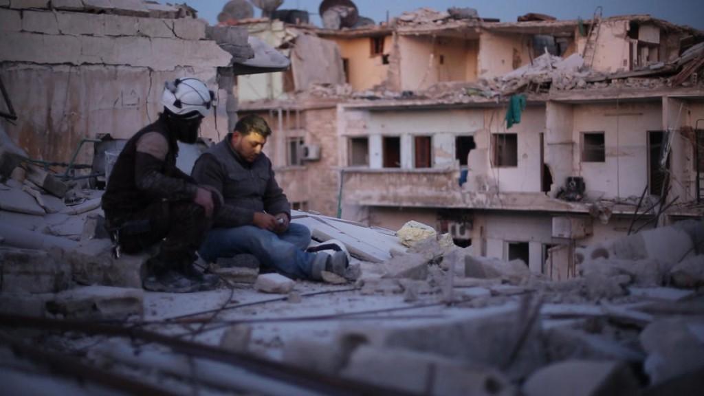 Последние люди в Алеппо