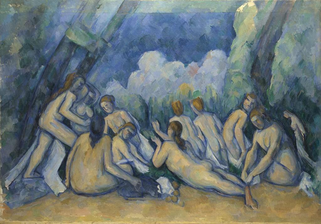 Paul_Cézanne_-_Bathers
