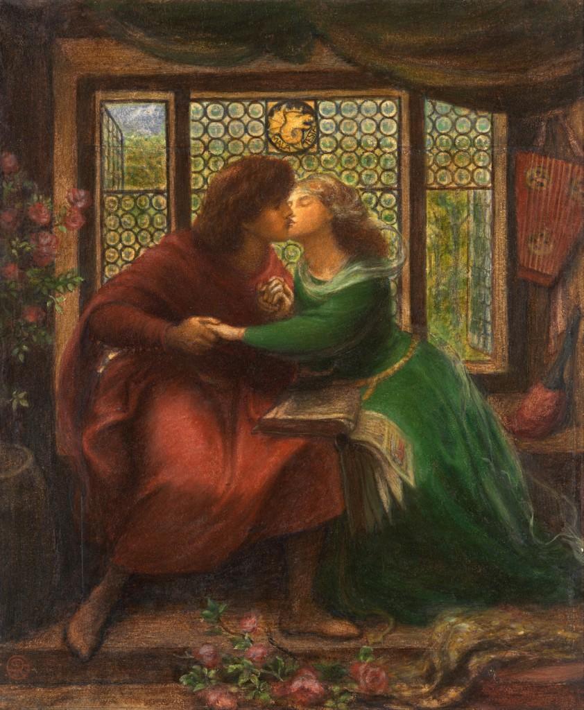 Паоло и Франческа да Римини